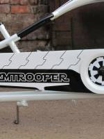 Custom Star Wars Stormtrooper Cruiser