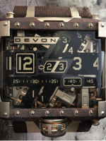 Devon Tread 1 Steampunk Limited Edition Watch