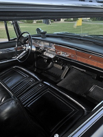 1966 Chrysler LeBaron Crown Imperial interiors