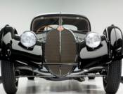 1938 Bugatti Type 57SC Atlantic Coupe.