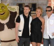 Shrek The Third photocall