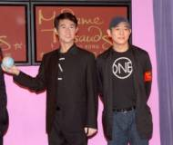 Jet Li at Madame Tussauds