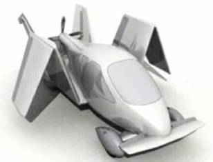 Terrafugia Announces Transition Flying Car