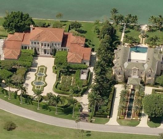 Howard Stern Buys Luxurious $52 Million Florida Mansion