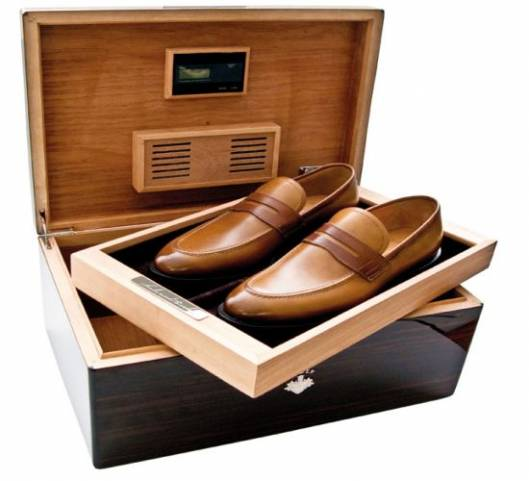 Bally Scribe made-to-order Cigar Humidors: Perfect gift for connoisseurs