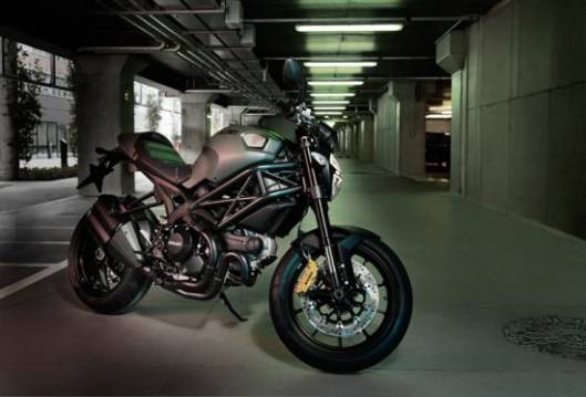 Monster Diesel: Ducati and Diesel collaborates for a custom motorcycle