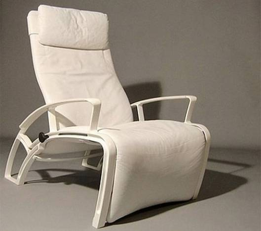 Ferdinand Porsche lounge chair inspired by Porsche 911 for sale