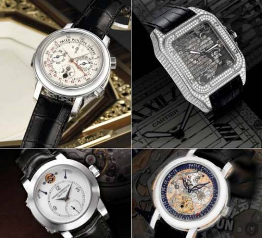 Patek Philippe, tourbillons and bejeweled timepieces for sale at Hong Kong Important Watches Sale