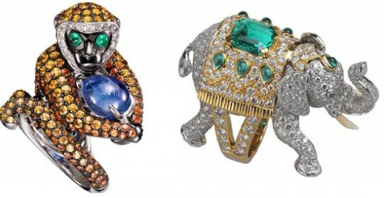 Boucheron Bestiary collection