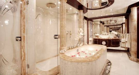Owner's Suite bathroom