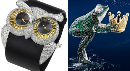 4. Animal Jewellery Design by Chopard