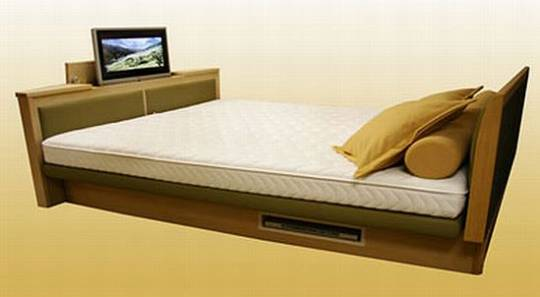 gustarle tv bed 1