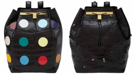 The Olsen Twins and Damien Hirst team up for a One-of-a-Kind $55K Backpack