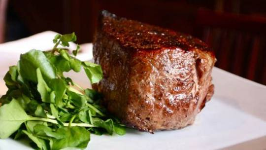 World's most expensive steaks: NYC's Old Homestead Steakhouse restaurant is serving Kobe beef