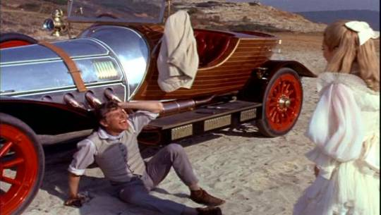 Chitty Chitty Bang Bang custom car