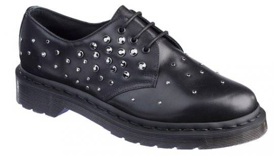 Dr. Martens along with Swarovski is all set to launch their collection