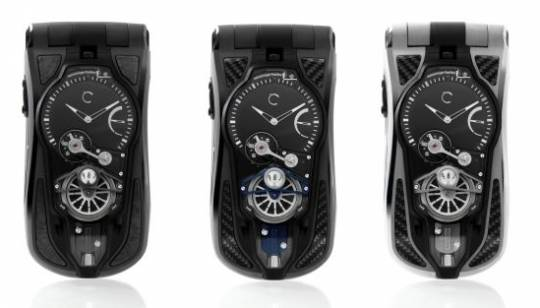 Celsius X VI II to unveil its new collection OptiC GMT at Geneva Time Exhibition