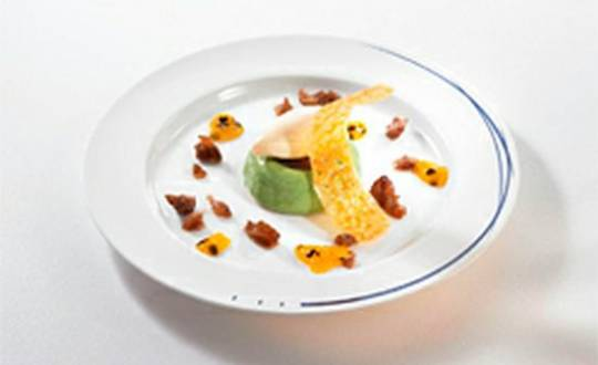 Pierre Hermé desserts for ANA Airways First Class passengers
