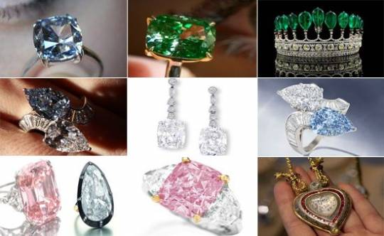 Most expensive jewelry sold at auction