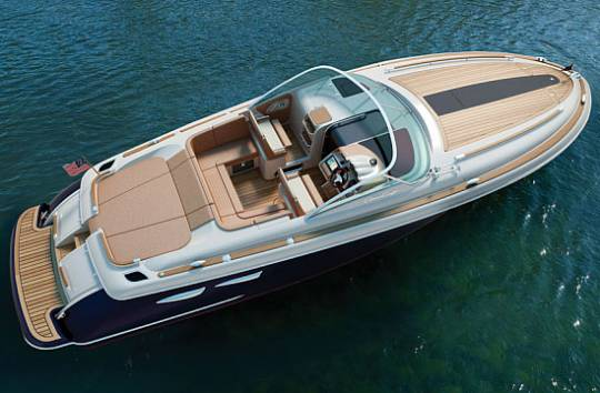 Corsair 36 European edition tender yacht