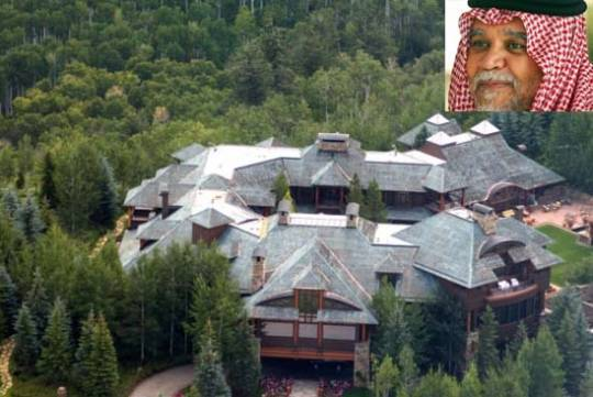 World-famed Hala Ranch 'Aspen estate'