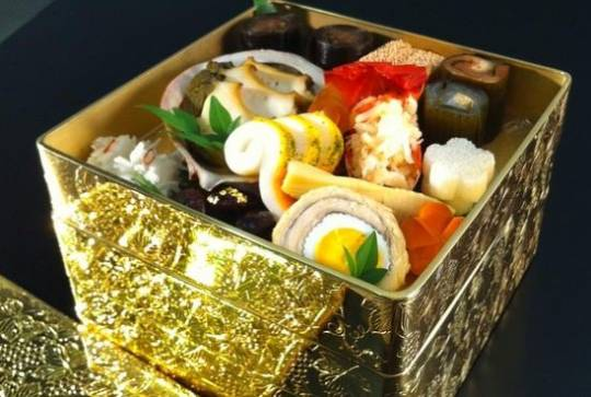 Osechiryo- World's most expensive lunch box