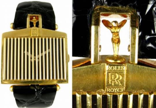 corum rolls royce watch