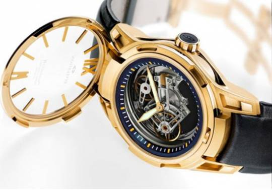 Revelation to debut double complication watch