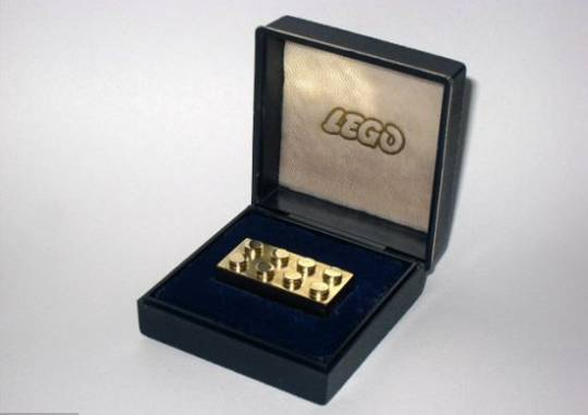 Most expensive Lego Brick