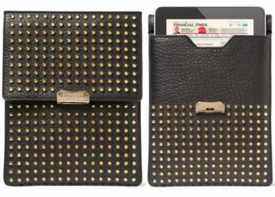 Burberry Prorsum Studded Leather Tablet Cover