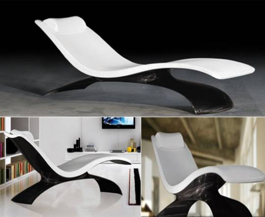 X-1 created carbon fiber chair worth $17,600