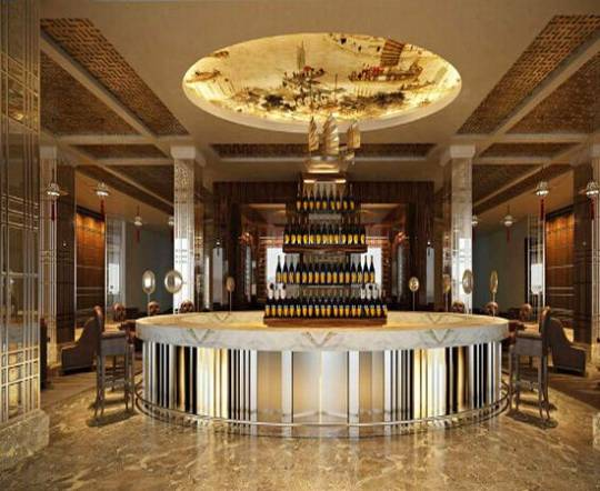 The St. Regis Tianjin will offer a world of distinctive epicurean experiences