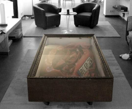 Ferrari Coffee Table