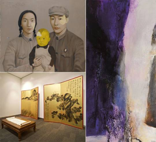 Sotheby Hong Kong Art auction 2012