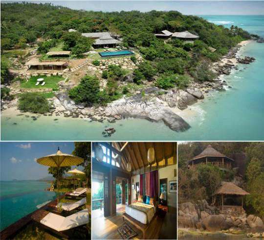 Private Beachfront Estate for sale in Koh Samui