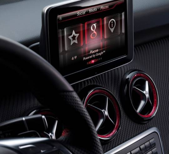 Mercedes-Benz will featuring the Drive Kit Plus System as a standard feature in all models