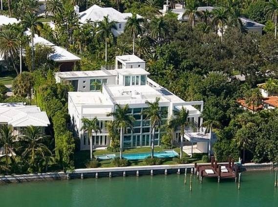 Miami beach  house
