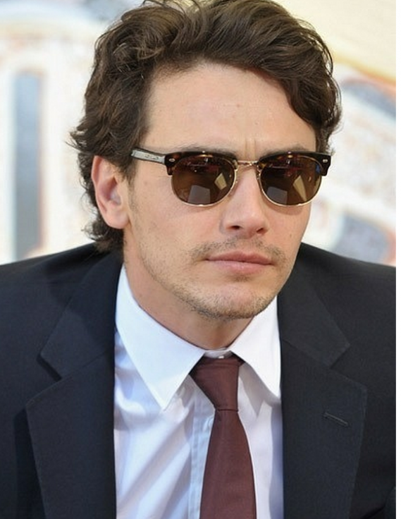 Dolce & Gabbana DG41113 Sunglasses are the actor's favorite and he loves wearing them