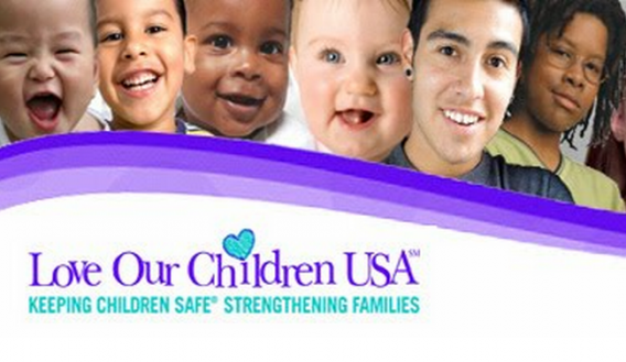 Jennifer Lopez supports Love Our Children USA program