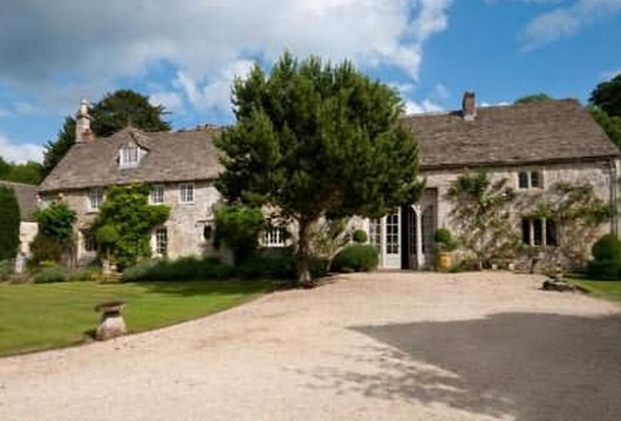 Lily Allen's Cotswolds home