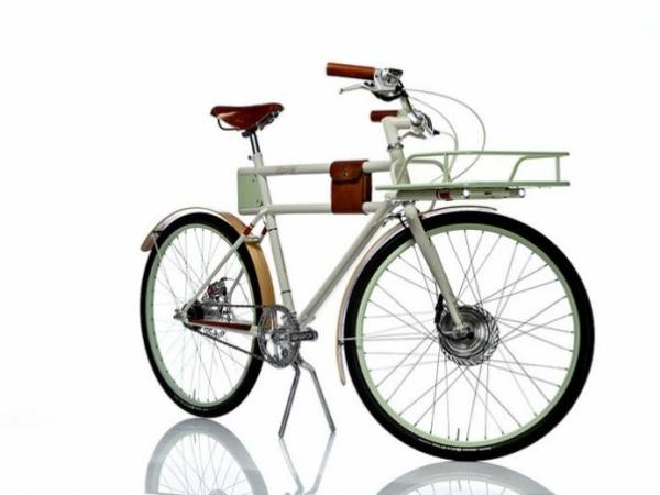Charming Retro-Cool Electric Bike