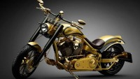 Coming soon, Lauge Jensen's $1 million motorcycle