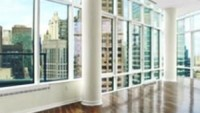 Floor-to-ceiling windows