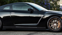 Usain Bolt's new car, 2013 Nissan GT-R