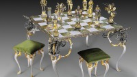 The Most Expensive Chess Set in the World