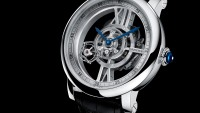 A Preview Of The Rotonde De Cartier Astrotourbillon Skeleton – A Masterwork of Complexity & Design
