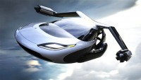 Updated Terrafugia TF-X Flying Car Model Revealed; To Test One-tenth Scale Model