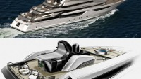 The Icon 73 Milano superyacht by Hot Lab Design is a yacht with a difference