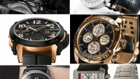 Luxury watches inspired by classic cars