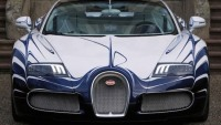 Bugatti Veyron Grand Sport with porcelain body is worth $2.39 million